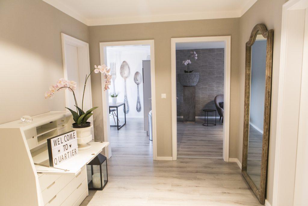 Lounge   Flur   Quartier 23 Ferienwohnung