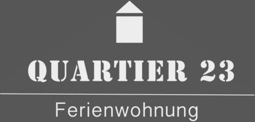 Logo | Quartier 23 Ferienwohnung