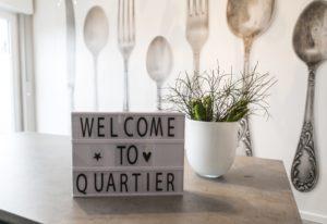 Welcome | Quartier 23 Ferienwohnung