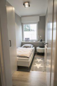 Schlafzimmer | Quartier 23 Ferienwohnung