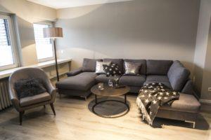 Couch | Quartier 23 Ferienwohnung
