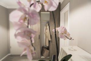 Garderobe | Quartier 23 Ferienwohnung