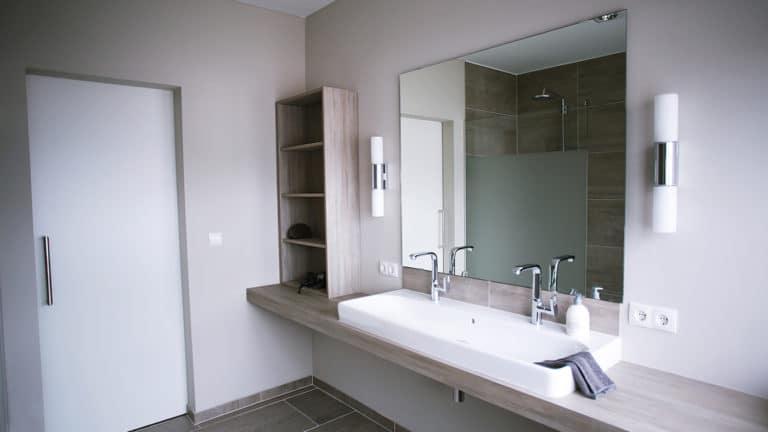 Badezimmer | Quartier 23 Ferienwohnung