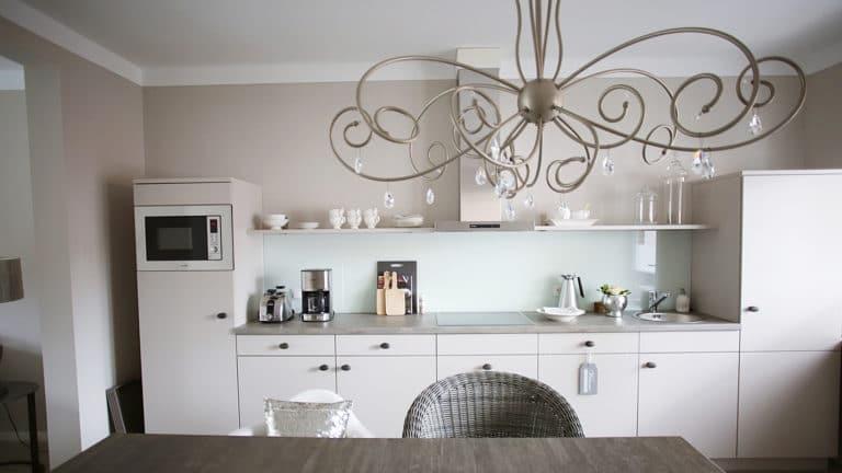 Küche | Quartier 23 Ferienwohnung
